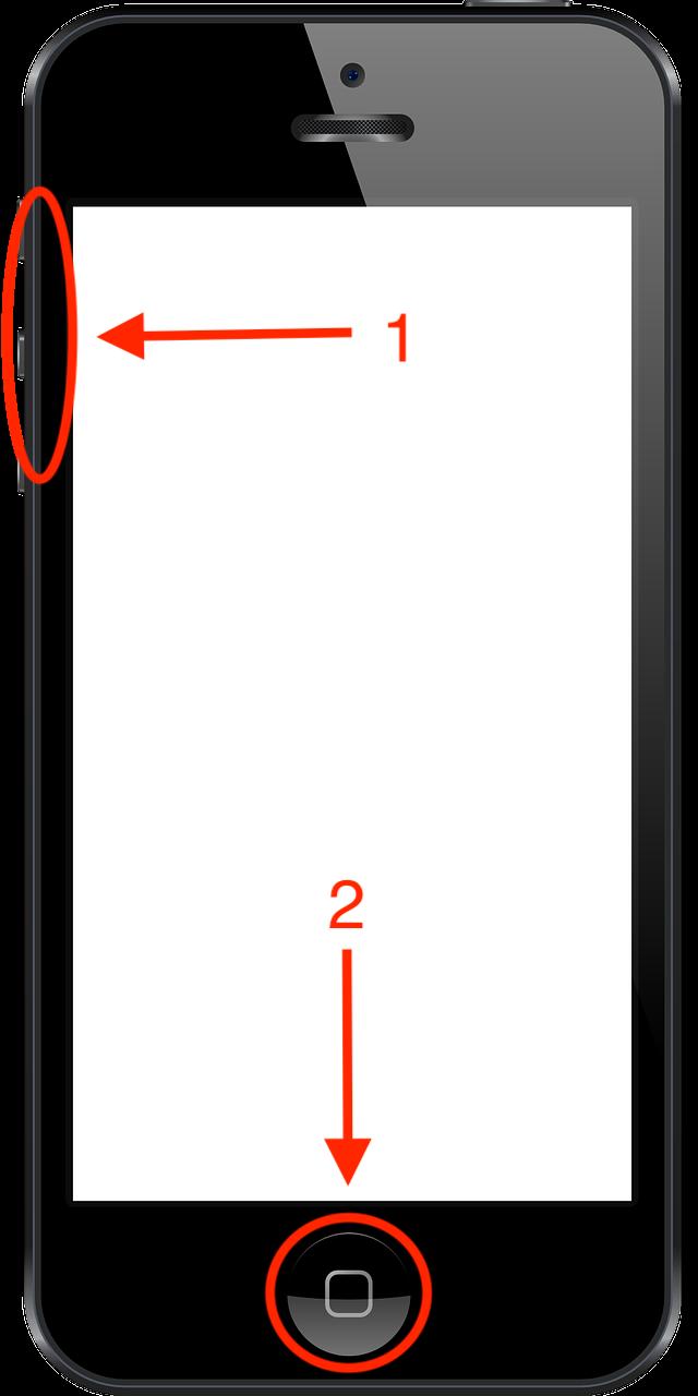 Android Screenshot erstellen