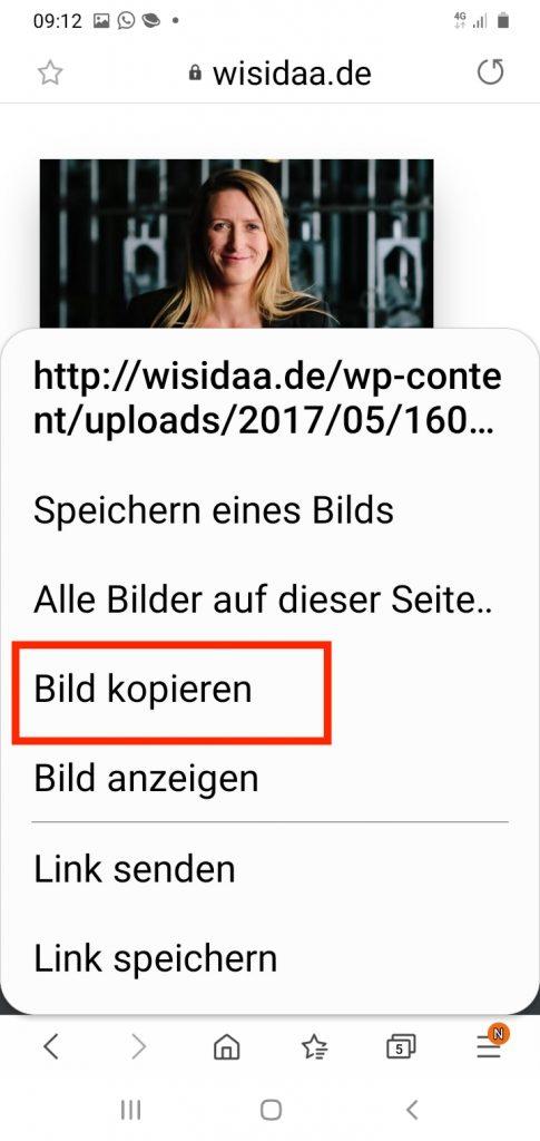 Android Bild Kopieren